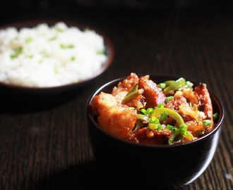 Chicken Manchurian Dry Recipe, How to make Chicken Manchurian