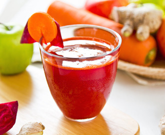 Beet Carrot Gojie Smoothie