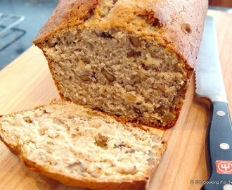 Old Fashion Banana Bread