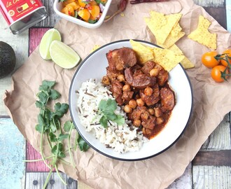 Belly Pork Chilli Con Carne