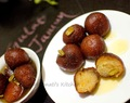 Gulab Jamun with Bisquick Mix