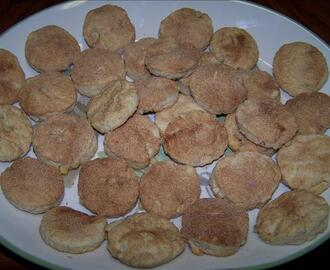 Native American Feast Day Cookies