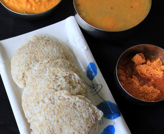 Wheat Rava Idli - Broken Wheat Idli - Samba Godhumai Idli - Daliya Idli -  Healthy breakfast recipe - South Indian Breakfast Recipe