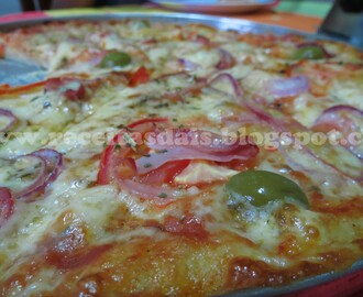 PIZZA CROCANTE
