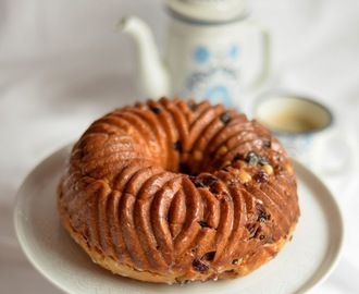 Queen's bundt cake / Bundt rainha.