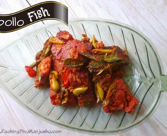 Apollo fish fry recipe