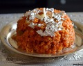 Gajar ka Halwa.... (Carrot Pudding)