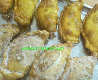 "FLAONES  ""dulce medieval"""