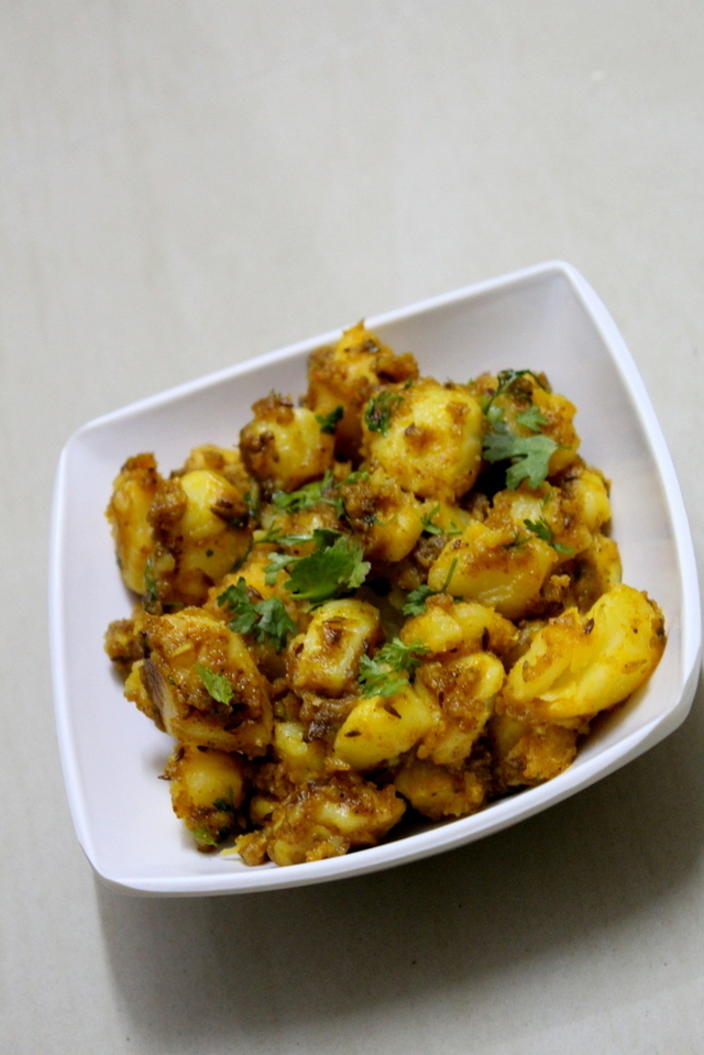 Jeera Aloo Recipe, How To Make Aloo Jeera