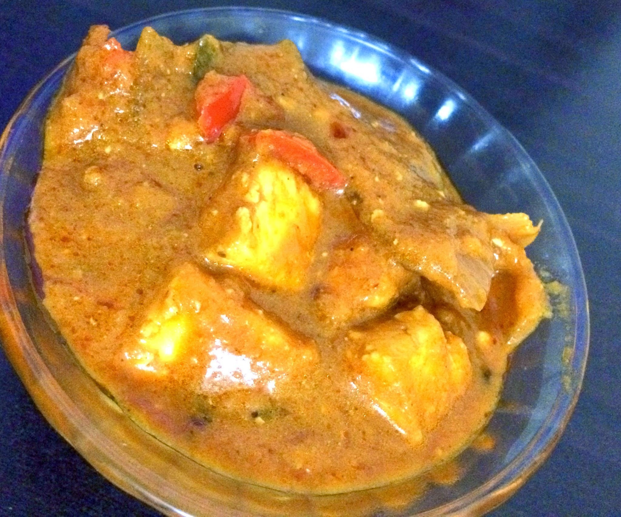 Makhan Gravy (The South Indian style)