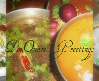 Happy Onam :)