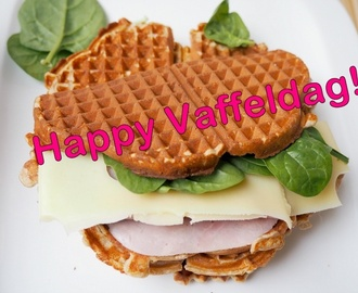 Happy Vaffeldag ♥
