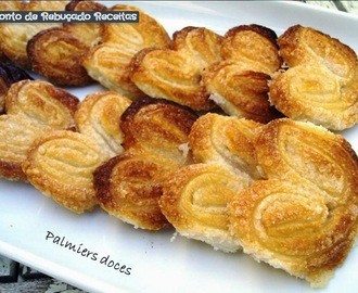 Palmiers doces
