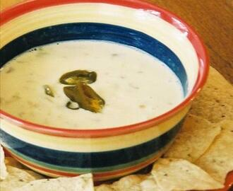 Queso Blanco Mexican White Cheese Dip
