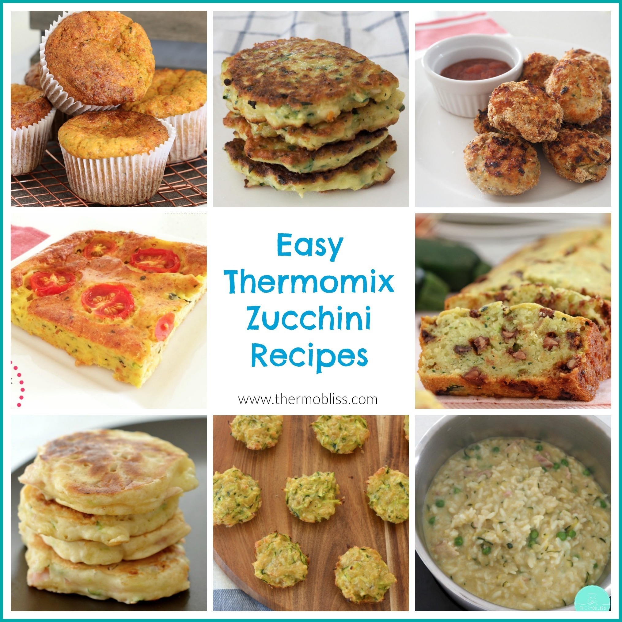 Thermomix Zucchini Recipes