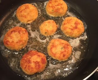 Aloo cutlets – Potato Patties