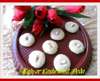 Kaju or cashewnut Peda in MW