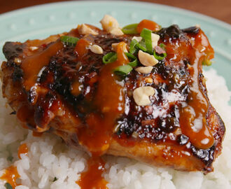Thai Glazed Chicken