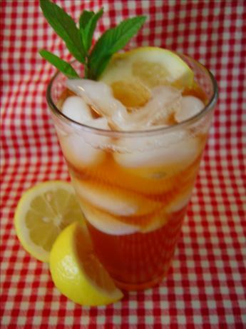 Quick Lemon Iced Tea - by the Glass