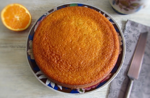 Orange cake | Food From Portugal