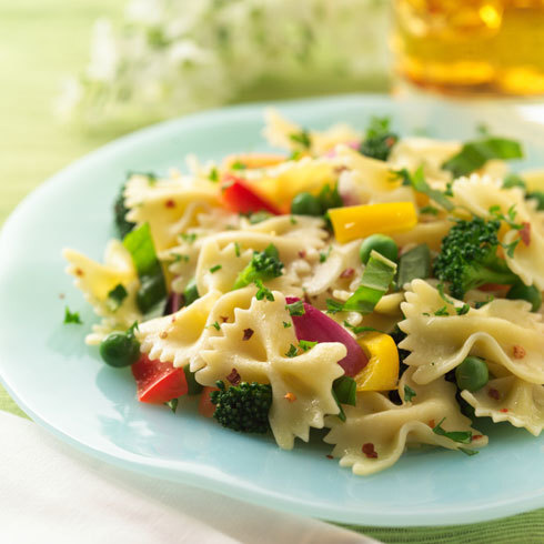 Meatless Mondays: Pasta Primavera