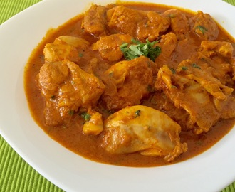 DUM KA MURG / SLOW COOKED ONE POT CHICKEN