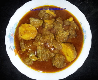 Mutton Curry in Oriya Style