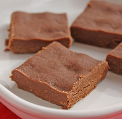 Chocolate Peanut Butter Fudge - Fudge Recipes