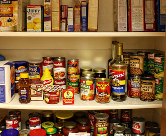 Organizing A Food Pantry