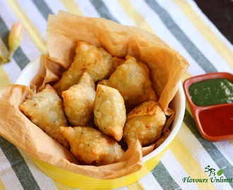 Punjabi Samosa - The Country's Favourite Snack For Every Occassion