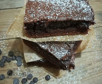 Brownies au chocolat /recette de base facile