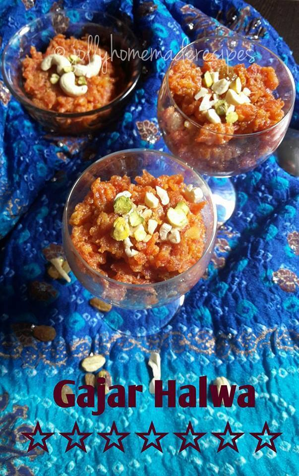 Gajar Halwa Recipe with Condensed Milk, How to make Easy Carrot Halwa