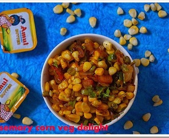 ROSEMARY CORN VEG DELIGHT