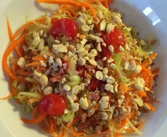 Som Tom (Spicy papaya salat)