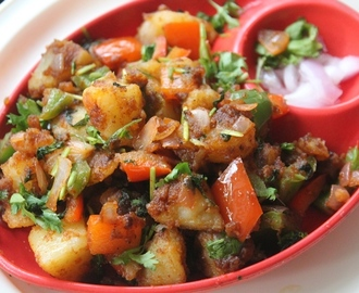 Chatpate Aloo Chaat Recipe