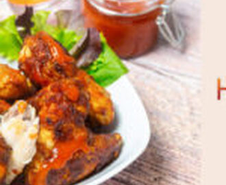 Hot Chicken Wings