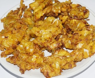 Cabbage Pakoda recipe- Veg Recipes of India