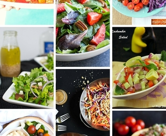 8 Simple Salads to Help You Prepare for Swimsuit Season