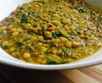 PUNJABI DAL TADKA - PUNJAB NATIONAL HOTEL's PERENIALLY IN DEMAND 60 YEAR OLD RECIPE