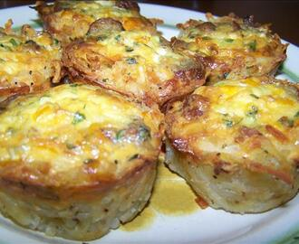 Hash Browns Nests
