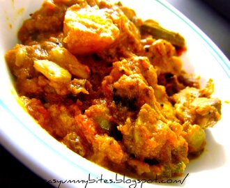 Pongal special  Kootu kai curry / mochakai curry