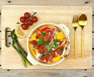 RECEPT: shakshuka (Arabische eieren) maken - This Girl Can Cook