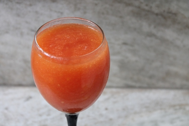 Papaya Juice Recipe - Fresh Papaya Lemon Juice Recipe