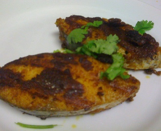 Spicy Fish Fry / Meen Varuval