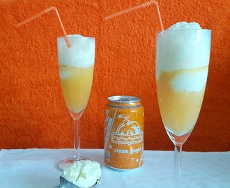 RECEPT: ice cream soda met Fernandes cream ginger - This Girl Can Cook