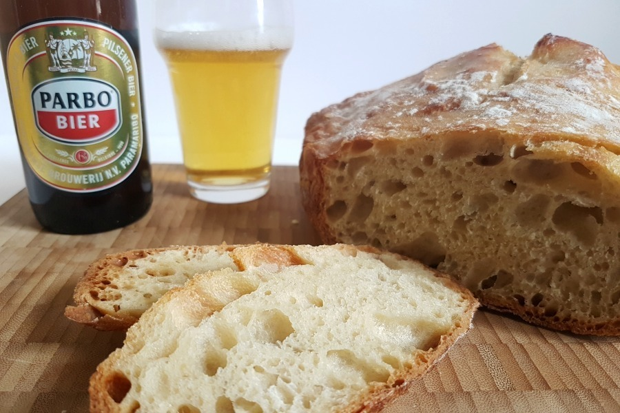 RECEPT: knapperig bierbrood met Parbo Bier - This Girl Can Cook