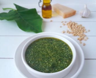 RECEPT: homemade tayerblad pesto - This Girl Can Cook