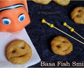 Basa Fish Smiley