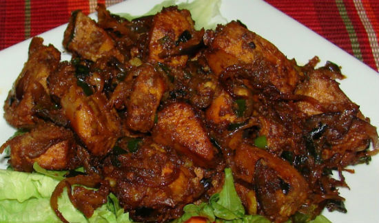 Malabar Chicken Roast