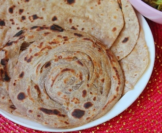 Multigrain Paratha Recipe - How to Make Soft Multigrain Roti Recipe
